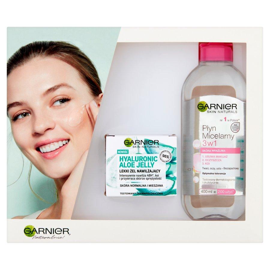 Levně Garnier Set Skin Natural kosmetická sada