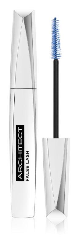 L'Oréal Paris Lash Architect 4D Řasenka pro prodloužení a natočení řas Odstín: Black 10,5 ml