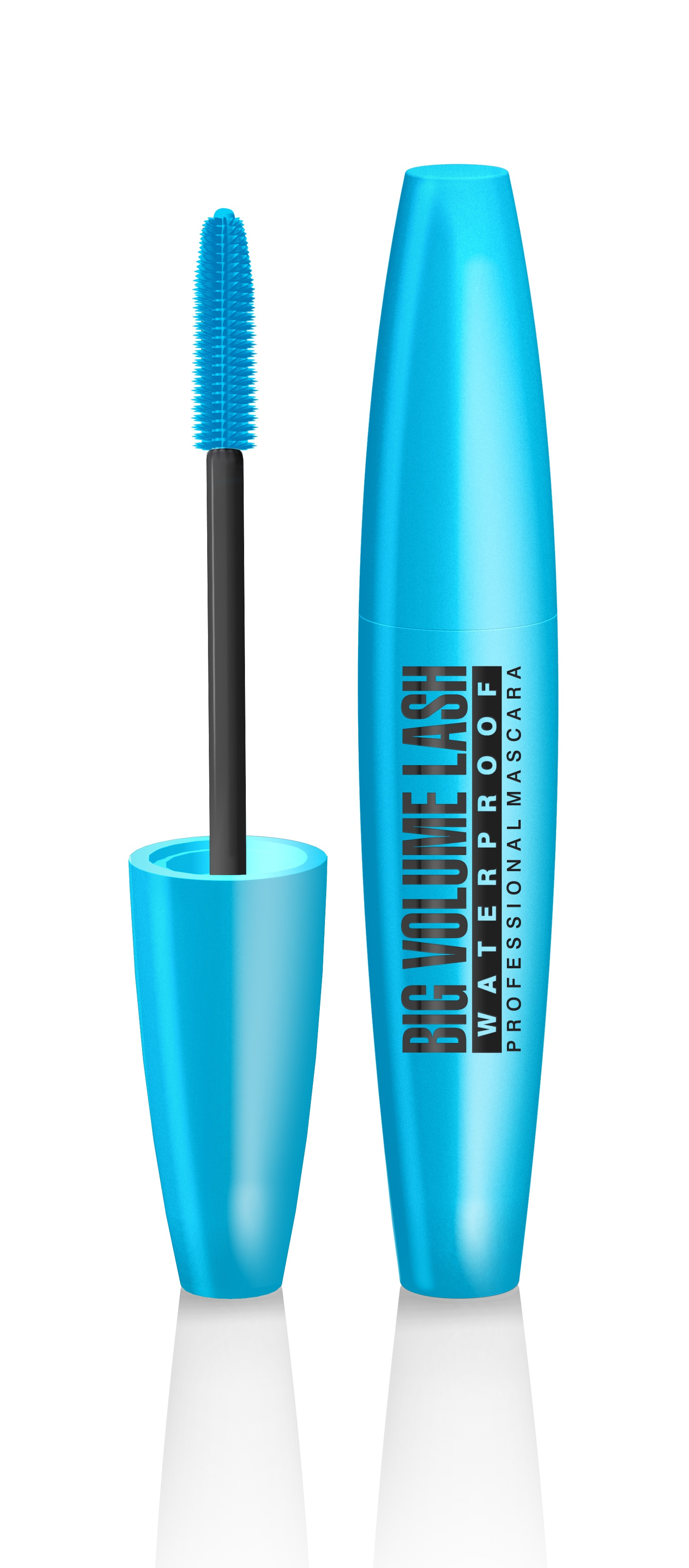 Eveline Cosmetics Big Volume Lash Voděodolná řasenka pro objem 10 ml
