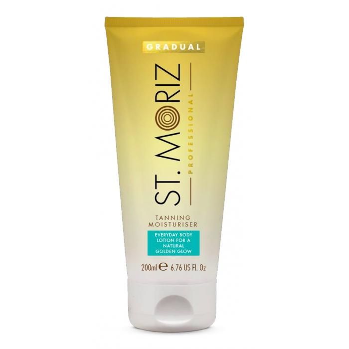 St. Moriz Golden Glow Tanning Moisturiser Samoopalovací tělové mléko 200 ml