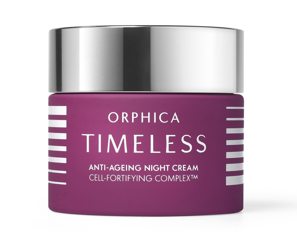 Orphica Timeless Anti-Ageing Night Cream Noční krém proti vráskám 50 ml