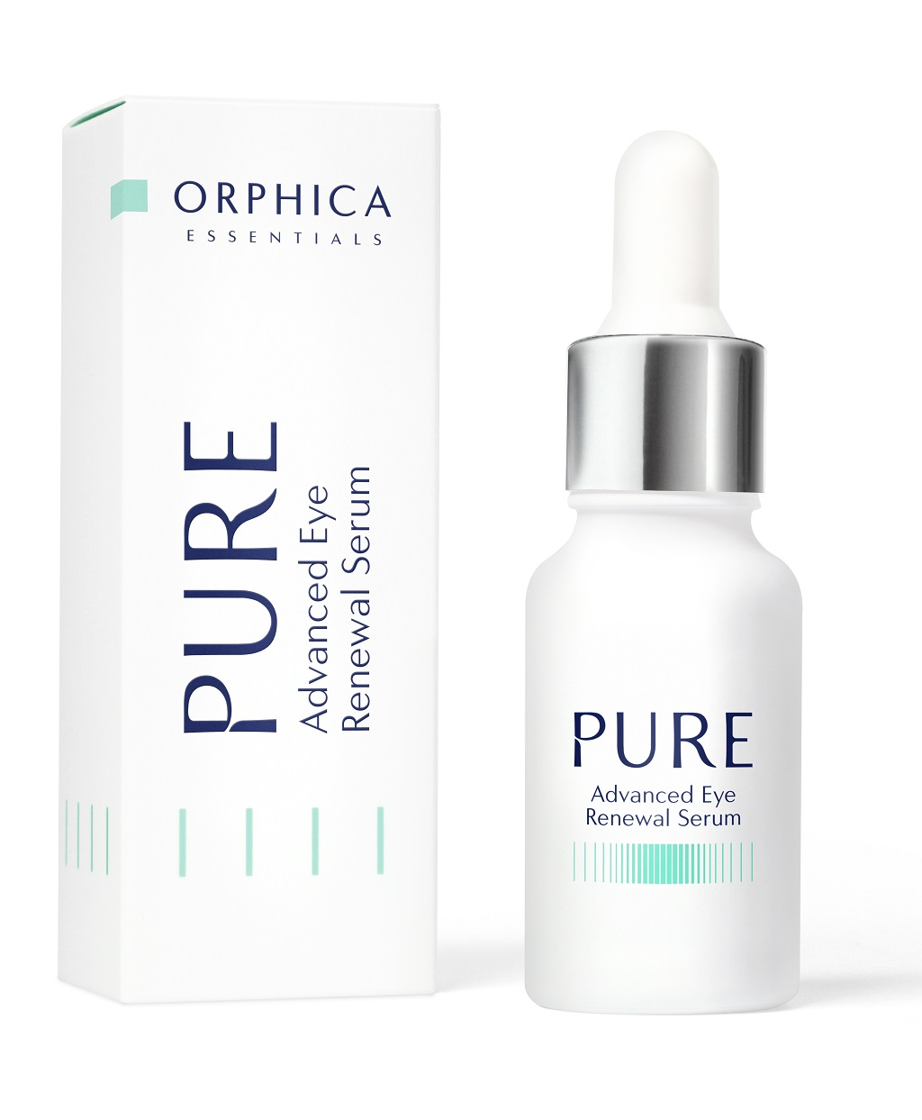 Orphica Pure Advanced Eye Renewal Serum Revitalizační oční sérum 15 ml