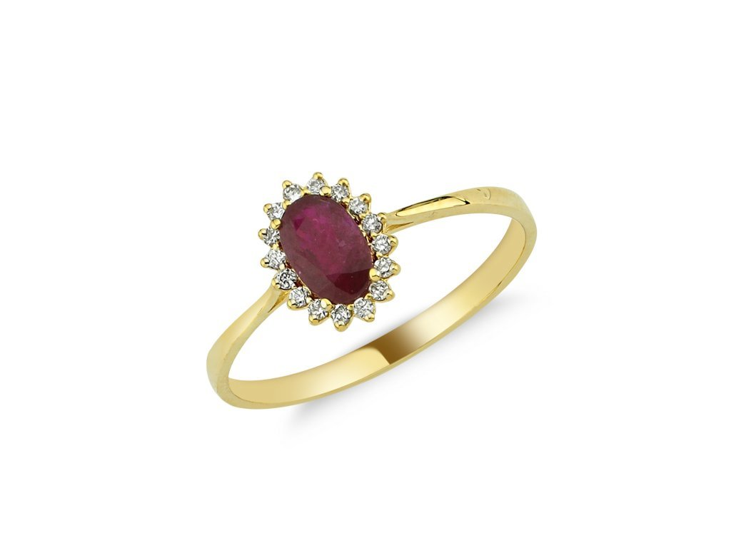 1863 1 zlaty prsten s rubinem a brilianty llv11 smr5647 01 rub