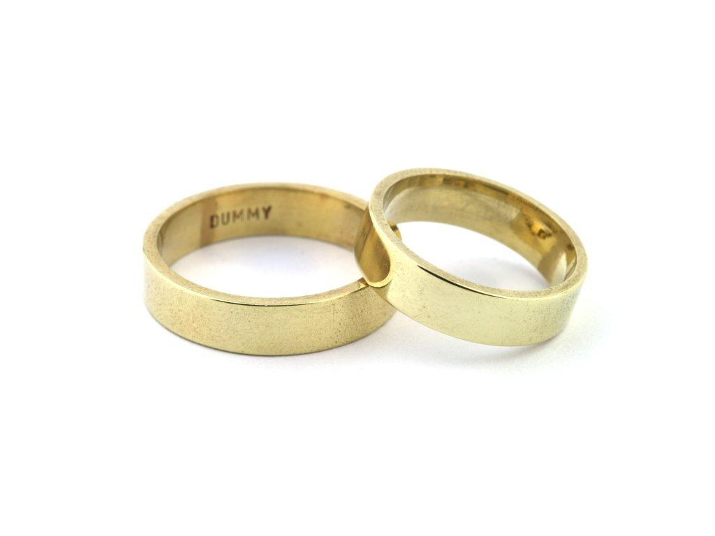 Snubní prsteny FS-002