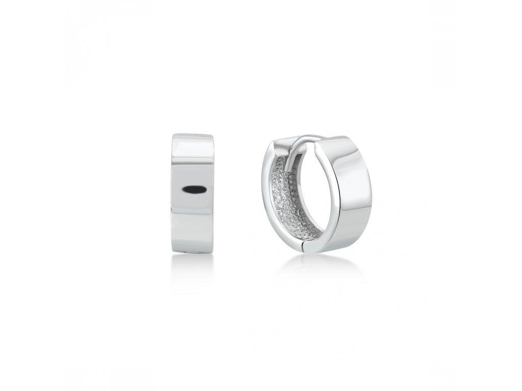 Stříbrné náušnice  LLV06-SER052