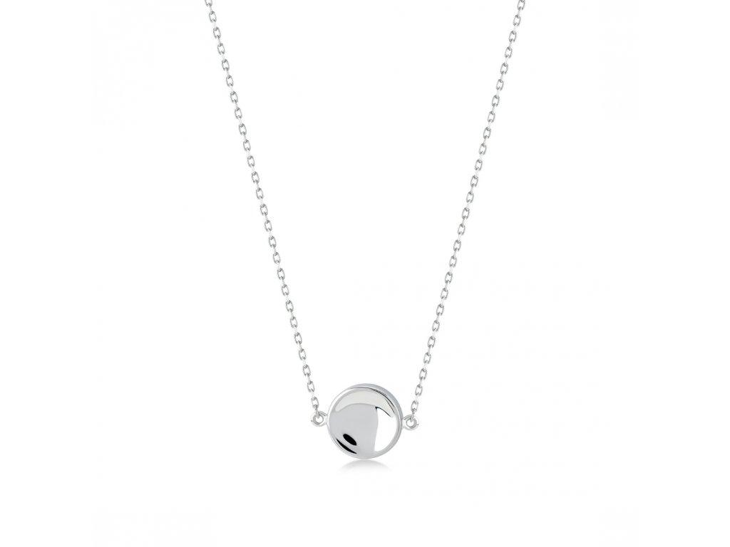 Stříbrný náhrdelník LLV06-SN004