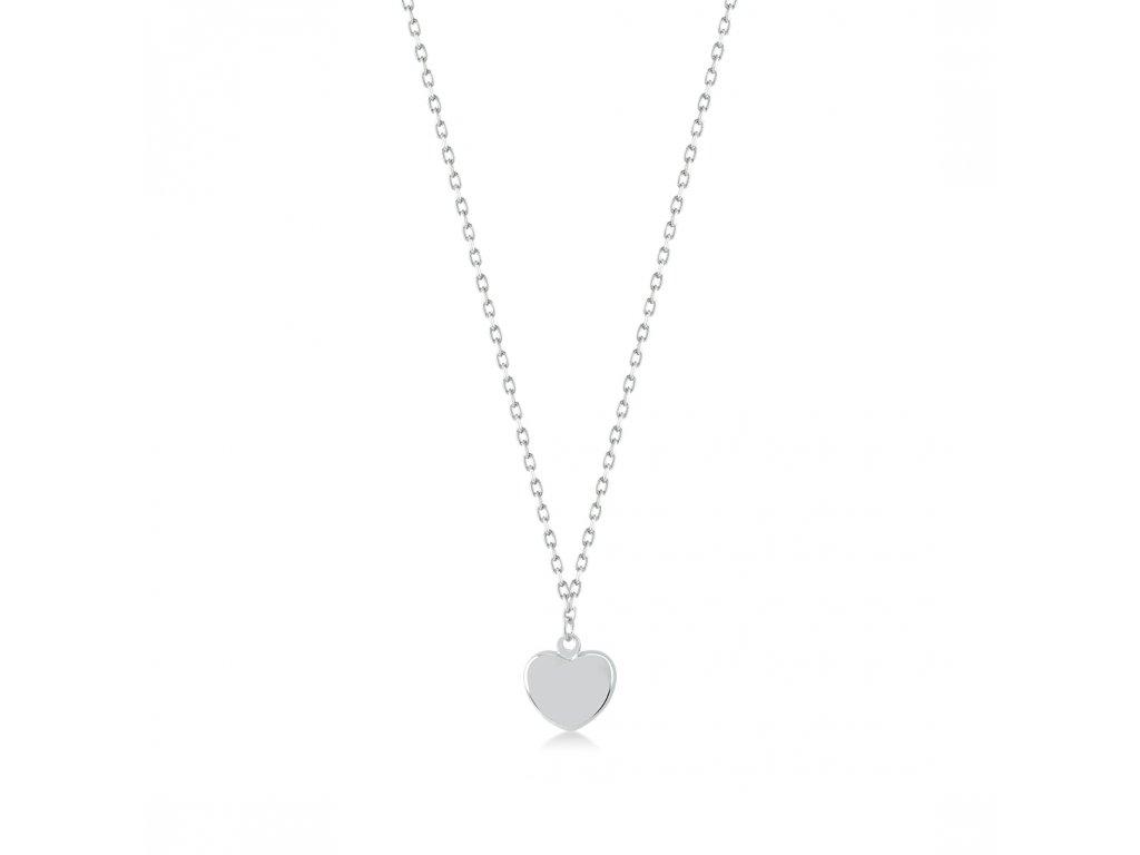 Stříbrný náhrdelník LLV06-SN005