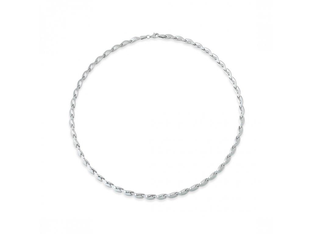 Stříbrný náhrdelník LLV06-SN006