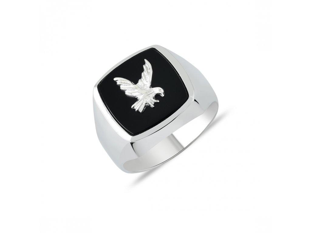 Stříbrný prsten LLV06-SR001