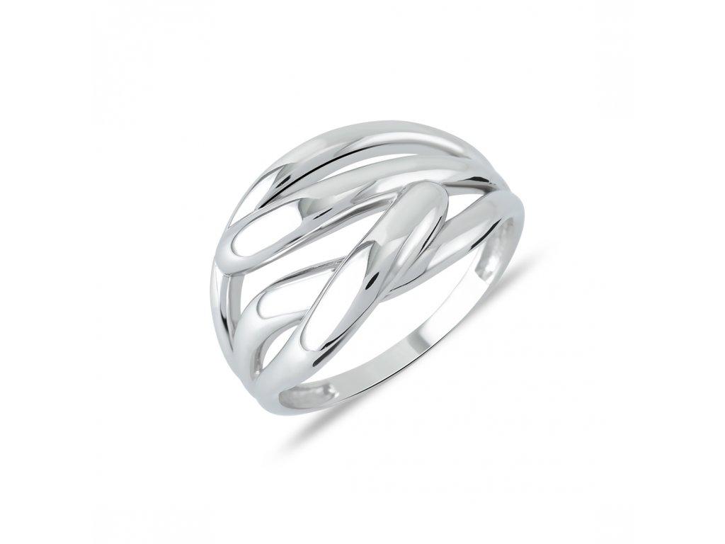 Stříbrný prsten LLV06-SR002