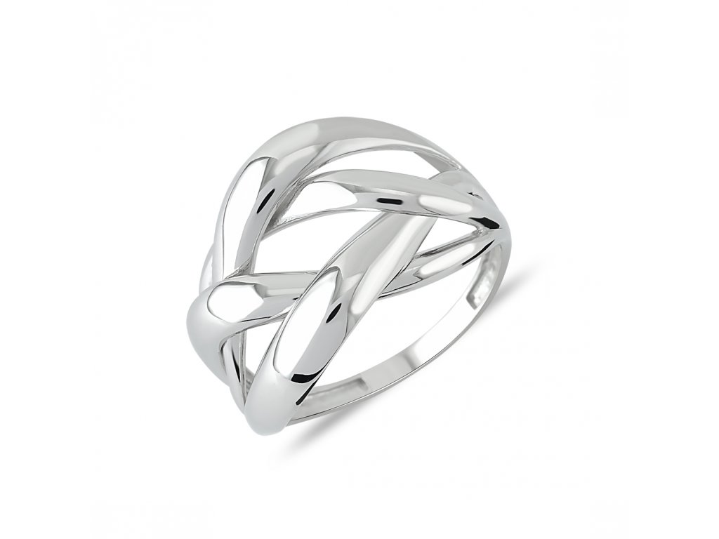 Stříbrný prsten LLV06-SR010