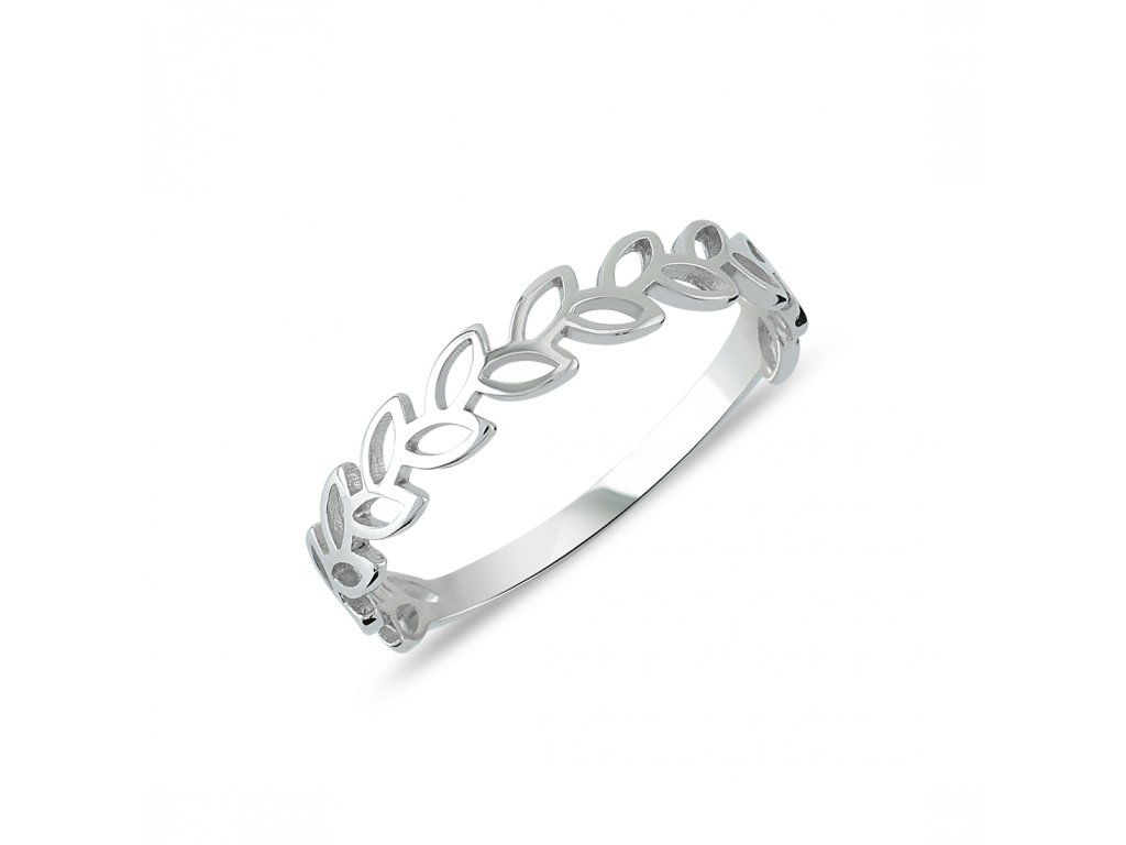 Stříbrný prsten LLV06-SR004