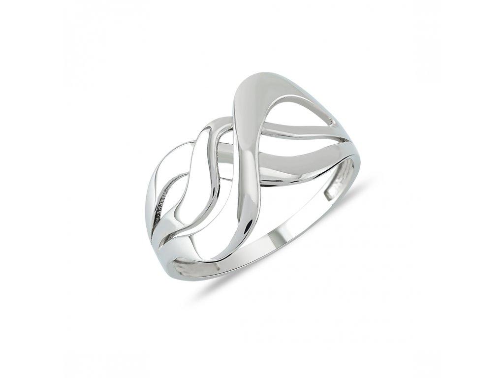 Stříbrný prsten LLV06-SR005