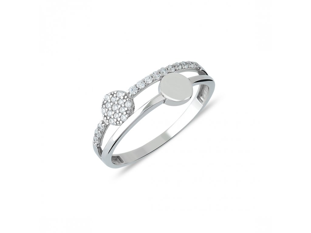 Stříbrný prsten LLV06-SR006