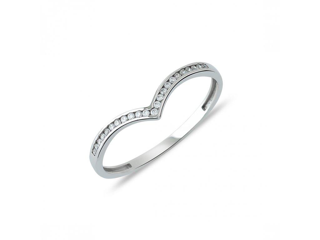 Stříbrný prsten LLV06-SR007