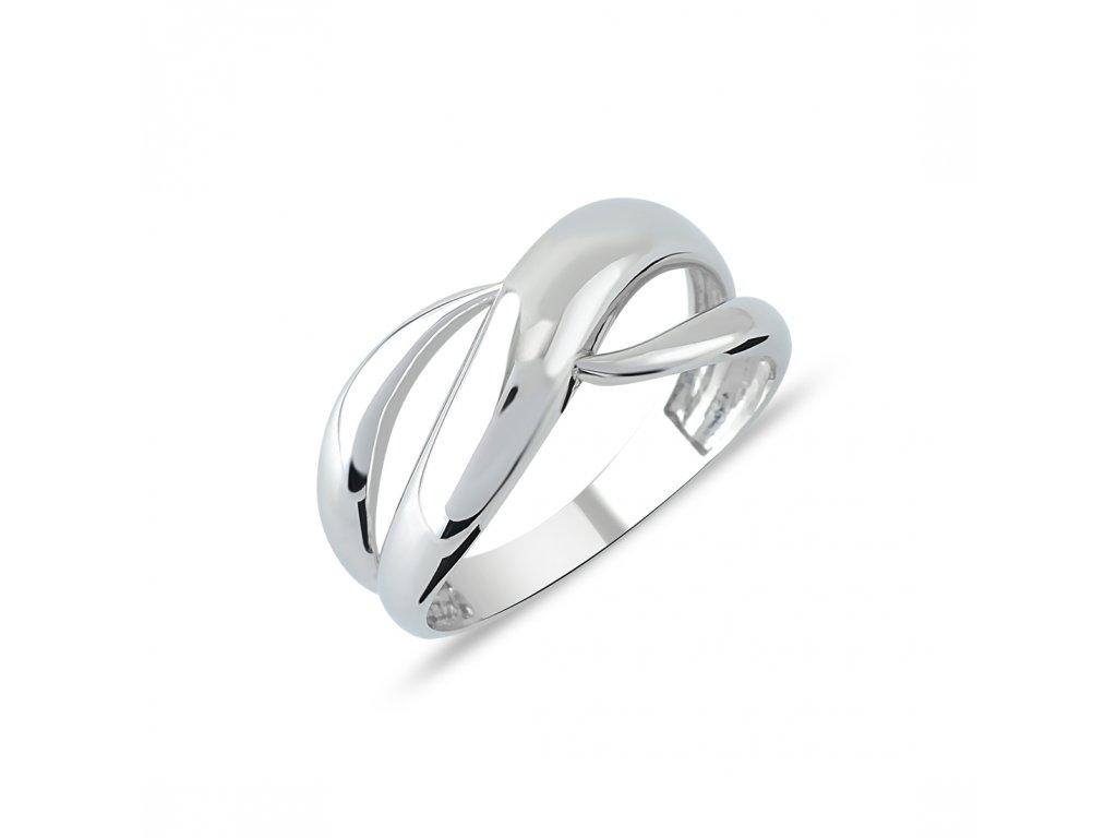 Stříbrný prsten LLV06-SR008