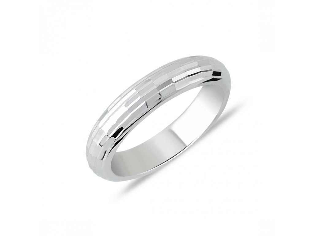 Stříbrný prsten LLV06-SR012