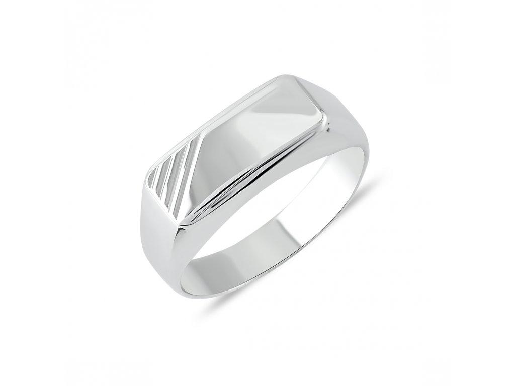 Stříbrný prsten LLV06-SR014