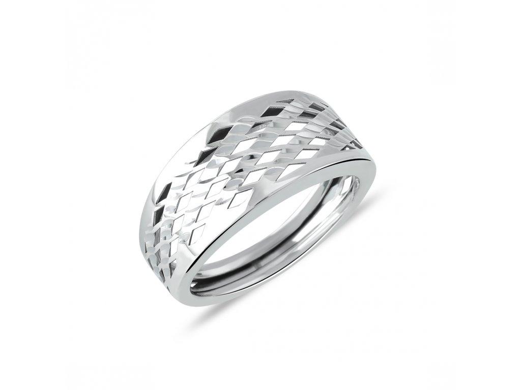 Stříbrný prsten LLV06-SR018