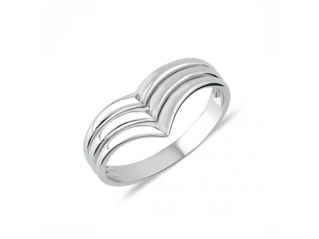 Stříbrný prsten LLV06-SR021