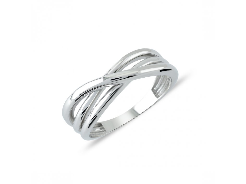 Stříbrný prsten LLV06-SR023