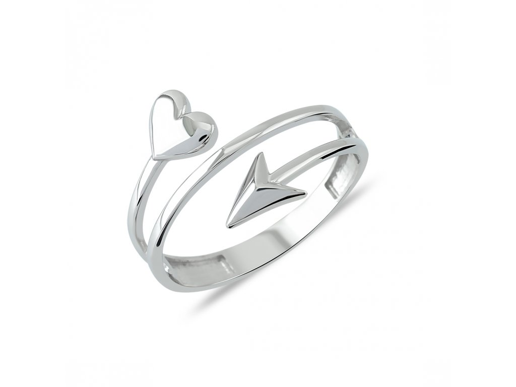 Stříbrný prsten LLV06-SR024