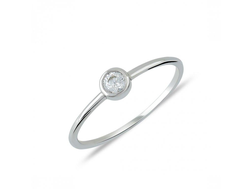 Stříbrný prsten LLV06-SR025
