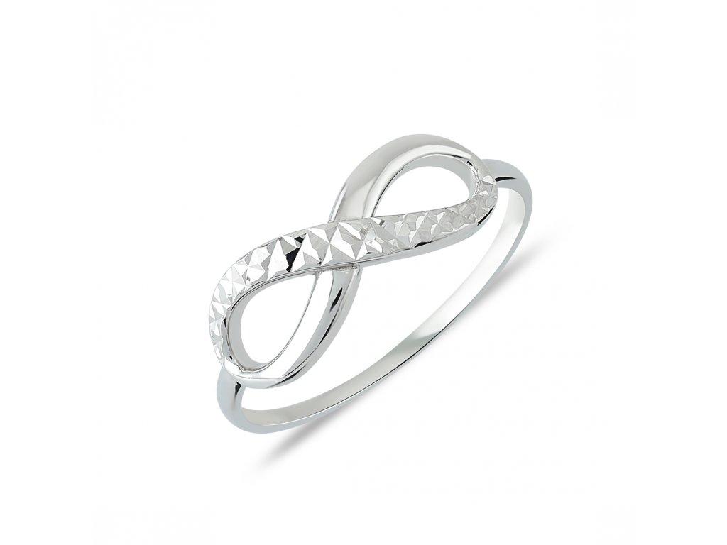 Stříbrný prsten LLV06-SR026
