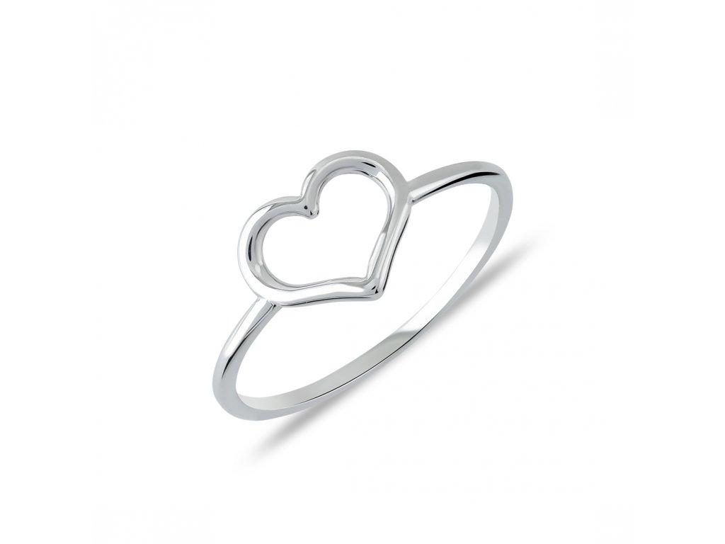 Stříbrný prsten LLV06-SR028