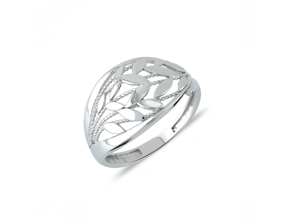 Stříbrný prsten LLV06-SR031
