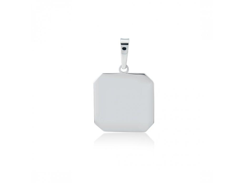 Stříbrný přívěsek LLV06-SP005