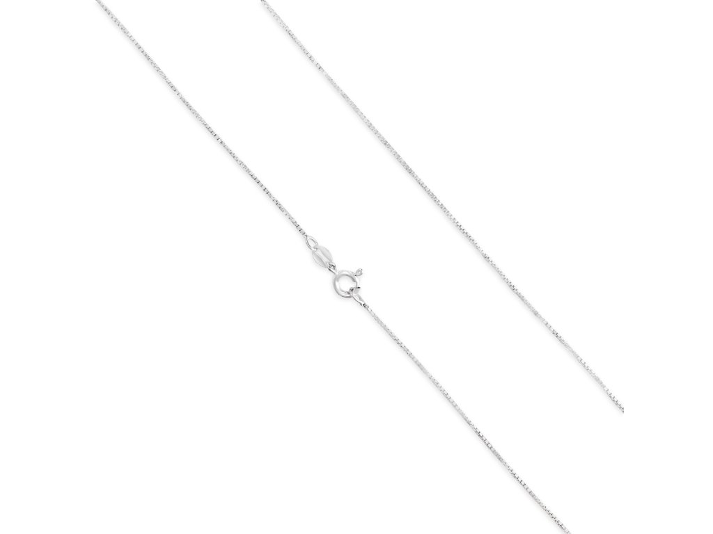 Stříbrné řetízky LLV34-SCH006