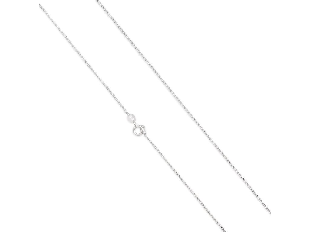 Stříbrné řetízky LLV34-SCH007