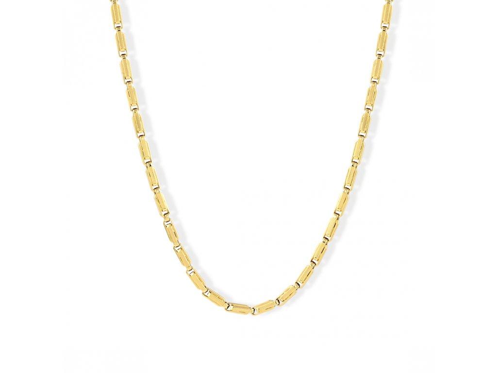 Zlatý řetízek LLV01-GCH009
