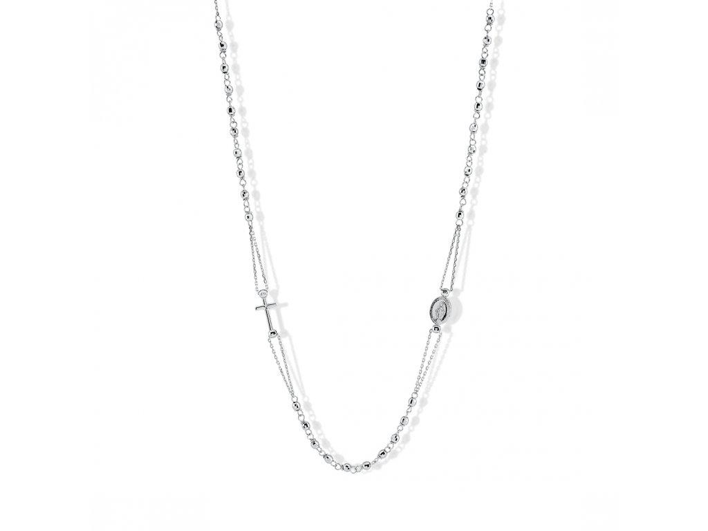 Zlatý náhrdelník LLV31-GN003RZ