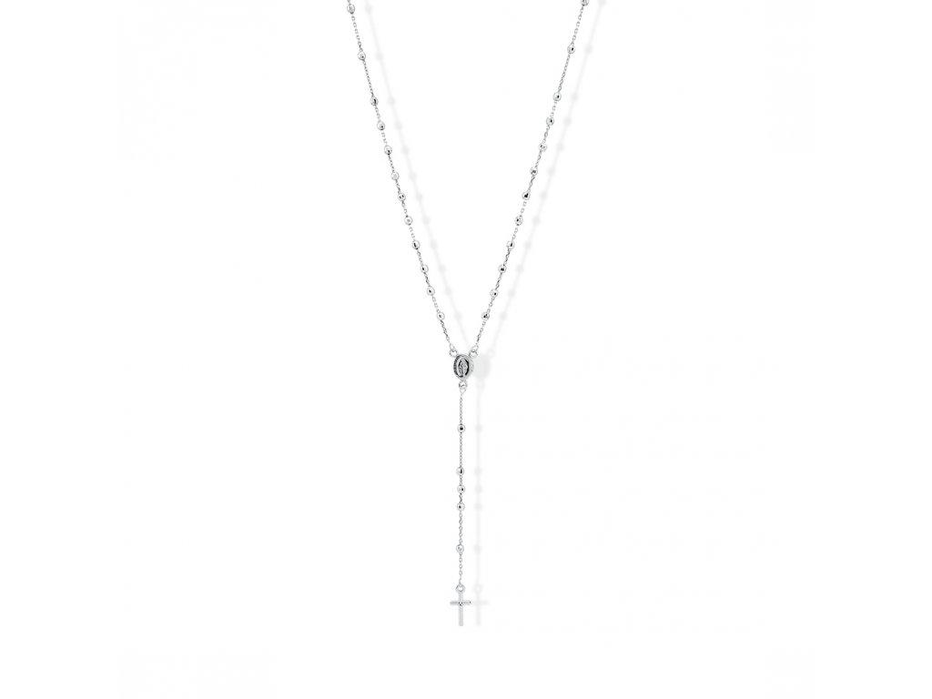 Zlatý náhrdelník LLV31-GN004RZ