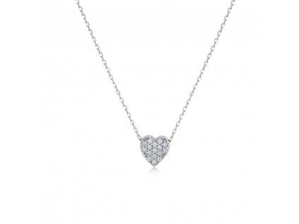 Zlatý náhrdelník LLV11-GN005W