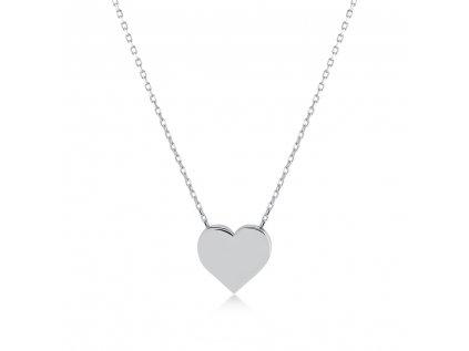 Zlatý náhrdelník LLV11-GN023W