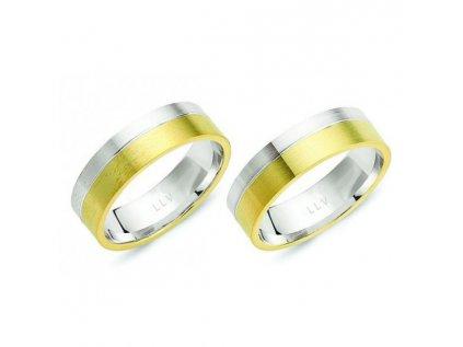 Snubní prsteny F1826C