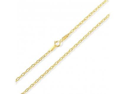 Zlatý řetízek LLV31-GCH024