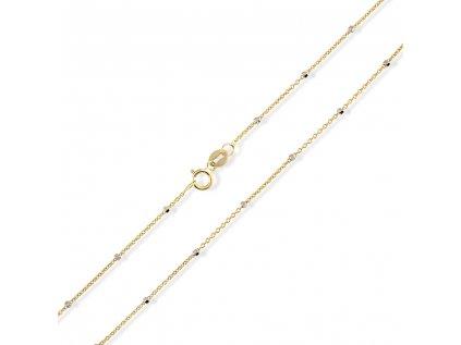 Zlatý řetízek LLV31-GCH049