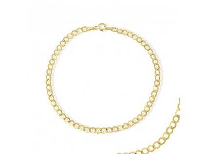 Zlatý náramek LLV31-GB013