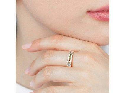 Zlatý prsten LLV11-GR002Y