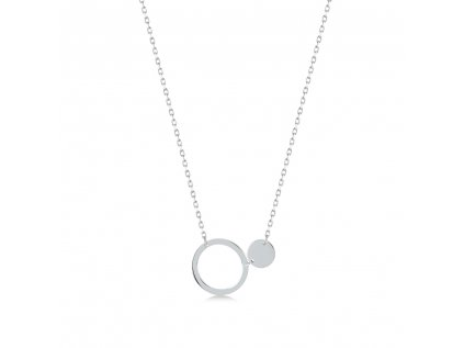 Stříbrný náhrdelník LLV06-SN011