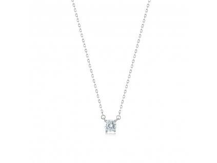 Stříbrný náhrdelník LLV06-SN012