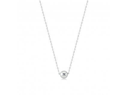 Stříbrný náhrdelník LLV06-SN013