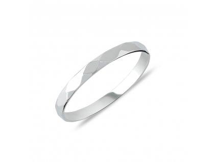 Stříbrný prsten LLV06-SR030