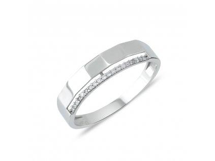 Stříbrný prsten LLV06-SR033