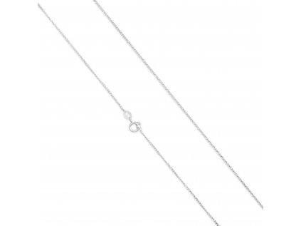 Stříbrné řetízky LLV34-SCH010