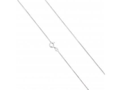 Stříbrný řetízek LLV34-SCH011